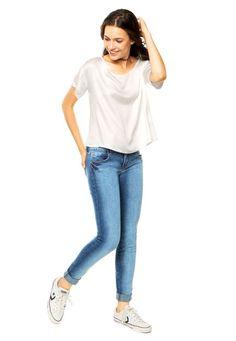 Blusa Colcci Loose Branca - Marca Colcci