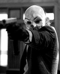 """""""Matar é fazer uma escolha! A escolha entre uma vida ou outra!"""""""