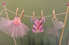 This, that and everything inbetween: Laundry day in the fairy garden