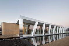 Gediegenes Haus für schrille Kunst - Museum in der Nähe von Montréal