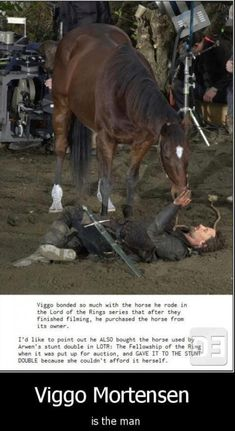 Viggo is sooooooo amazing!