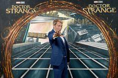 """[October 24] """"Doctor Strange"""" - Fan Screening - 011 - Mads Mikkelsen Source"""