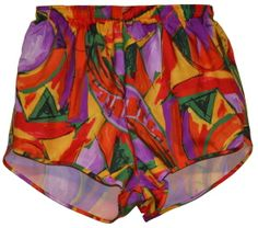 Jubilee Colorful Running Shorts.
