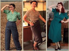 Mother of Vintage: Creating a 1940s Capsule Wardrobe