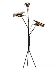 How to use mid-century modern floor lamps lamps in your new home  www.essentialhome.eu/blog