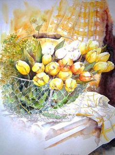 Corinne Izquierdo, aquarelliste 11