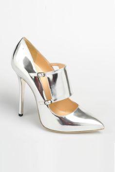 Silver Heels | Minimal + Chic | @CO DE + / F_ORM
