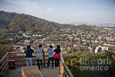 Hiking around Seoul © Audrey Wilkie