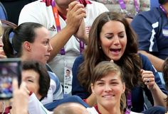 Kate Middleton Photo - Will and Kate at the Olympics 2