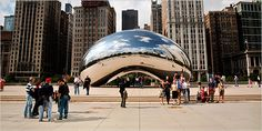 The Frugal Traveler - In Chicago, Amid Architectural Glories, Piles of Cheap Fun - Travel - NYTimes.com