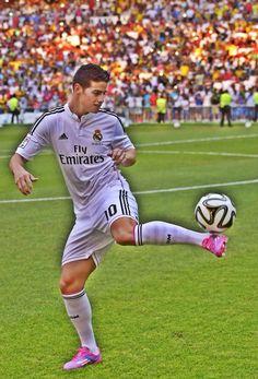 Real Madrid - James - 10 ⚽️❤️