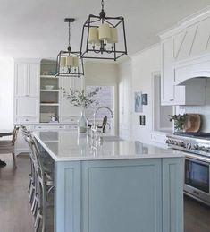 Cottage Kitchens, Modern Farmhouse Kitchens, Dream Kitchens, Luxury Kitchens, Tuscan Kitchens, Contemporary Kitchens, Contemporary Bedroom, Small Farmhouse Kitchen, Off White Kitchens