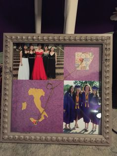 Shadow Box as a gift for my foreign exchange student friend. It was a fairly eas… - foreignexchangeproject Hosting An Exchange Student, Foreign Exchange, Gift Exchange, Student Welcome Gifts, Student Gifts, Japanese Party, Goodbye Gifts, Going Away Parties, Farewell Gifts