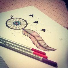 Tatuagem de filtro dos sonhos: 50 fotos famosas