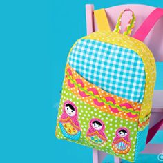 Back To School + A Treat For Mom | Craftster Blog
