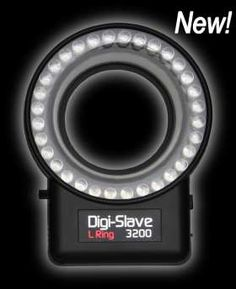 Ring Lights and Slave Flash Products for Digital Cameras $270