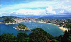 Holiday Apartments in San Sebastian. Vacation Rentals in San Sebastian & Monte Igueldo