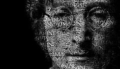 Photoshop tutorial showing how to transform someone's face into a powerful portrait made only from text. Watch video tutorial here...