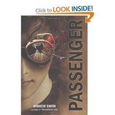 Passenger by Andrew Smith. This sequel to The Marbury Lens will leave you in suspense!