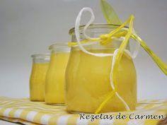 rezetas de carmen: Yogur casero de mango