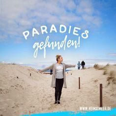 Paradies gefunden: Das Meer. Klamotte vom Meer >>