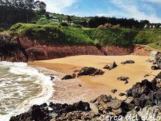 """""""@Cerca_del_Cielo: Precioso día hoy en #asturias playa de Carranques pic.twitter.com/ROUZkLq2rE"""""""" Nos encanta la playa fuera de temporada :)"""