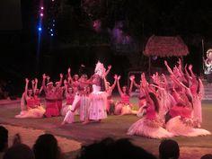 HA: Breathe of Life, Polynesian Culture Center, Oahu, Hawaii  Incredible Show!!