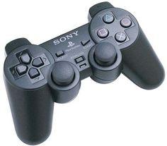 Sony PS2 Dualshock Wireless (Black)