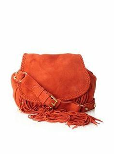 CC SKYE The Leight Luxe Fringe Shoulder Bag $242