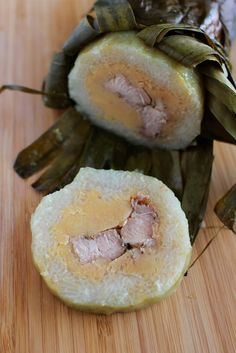 Blue Apocalypse...: Bánh Tét – Traditional Vietnamese Tét Sticky Rice Cakes for the Lunar New Year
