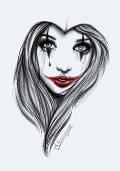 Clown by Ashiwa666.deviantart.com on @deviantART