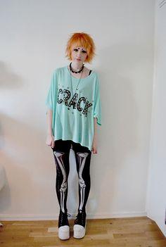 Visual Kei Japanese Street Fashion