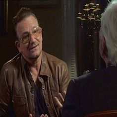 Bono did not want his 'Meaning of Life' shown with rest of series -