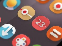 Dribbble - Icon by career