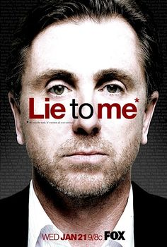 Lie to me - for all the analytical geeks out there like me!