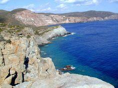 San-Pietro, Mar de Sardinia, Italia