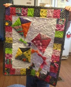 Spring Wall Hanging Swap 2014 - Page 6 - Block or Sewing Swaps - QATW Quilting Forum