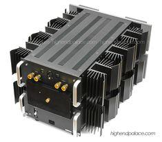 Krell Audio Standard (KAS) Monoblock Power Amplifier (rear).