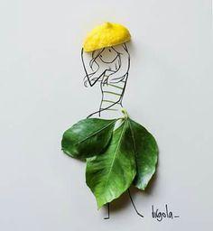 Tomada de la página de Virgola en Facebook Funny Drawings, Creative Artwork, Cartoon Icons, Flower Quotes, Arte Floral, Cute Illustration, Cute Wallpapers, Cute Art, Art Sketches