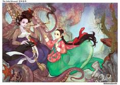 Ever imagined Beauty and the Beast's Belle wearing a Hanbok instead of her trademark golden ball gown? Or seeing a Kumiho instead of a wolf in Little Red Riding Hood? In artist Na Young Wu's imaginative series, east meets west as western fairy tales get an oriental makeover. Costumes, character features, and even the illustration […]