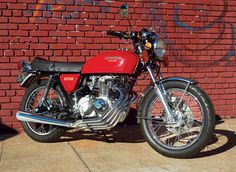After the success of the Honda CB750, Honda decided to build a complete range of motorcycles designed along similar lines. Their first try at a small-bore four appeared in 1972 in the shape of the CB350 Four. Impressively engineered, it was also seriously underpowered for its weight, and was pulled from the Honda lineup after two short years. The next iteration of a smaller four appeared in 1975 in the form of the Honda CB400F. Article by Margie Siegal, photo by Nick Cedar, July/August 2011.
