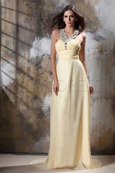 Graceful Floor-Length A-Line Halter Taline's Prom/Evening Dress Evening Dresses 2014- ericdress.com 3823323