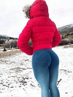 Sexy Jeans, Hot Girls, Open Air, Tights, Leggings, Girls Jeans, Sexy Women, Bikini, Curves