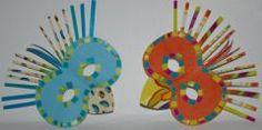 masque facile à fabriquer assistante maternelle educateur animateur ecole maternelle avec materiel recuperation papier peint papier fantaisie, fév. 2011