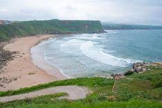 Cantabria - Los Locos beach - Suances Beach Mat, Outdoor Blanket, Water, Beach, Nice Beach, Pathways, Gripe Water