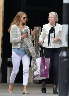 17 May 2016 - London - UK *** EXCLUSIVE PICTURES *** ** STRICTLY NOT AVAILABLE FOR MAIL ONLINE AND ANY ONLINE SUBSCRIPTION DEALS UNLESS FEE AGREED PRIOR TO USAGE*** NO AUSTRALIA NO SPAIN Princess Madeleine Of Sweden seen out and about shopping with a friend on Sloane Street visiting expensive boutiques. Madeleine puts a protective hand on her stomach and looks a little rounded around her waist is she expecting a new little Prince or Princess? BYLINE MUST READ : XPOSUREPHOTOS.COM ***UK…