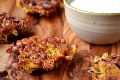 Onion Bhaji Recipe