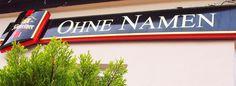 """Auch ohne Namen wird Kinderfreundlichkeit im Restaurant """"Ohne Namen"""" in Römhild im Kreis Hildburghausen groß geschrieben! Lokal, Broadway Shows, Restaurant, Children Playground, Names, Diner Restaurant, Restaurants, Dining"""