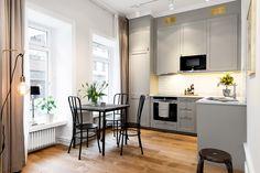 Mieszkanie 45 m²   skeppsholmen.se