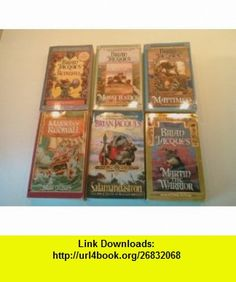 Brian Jacques Redwall Series 1-6 (Redwall, Mossflower, Mattimeo, Mariel of Redwall, Salamandastron, Martin the Warrior) Brian Jacques ,   ,  , ASIN: B003ZJAZRQ , tutorials , pdf , ebook , torrent , downloads , rapidshare , filesonic , hotfile , megaupload , fileserve